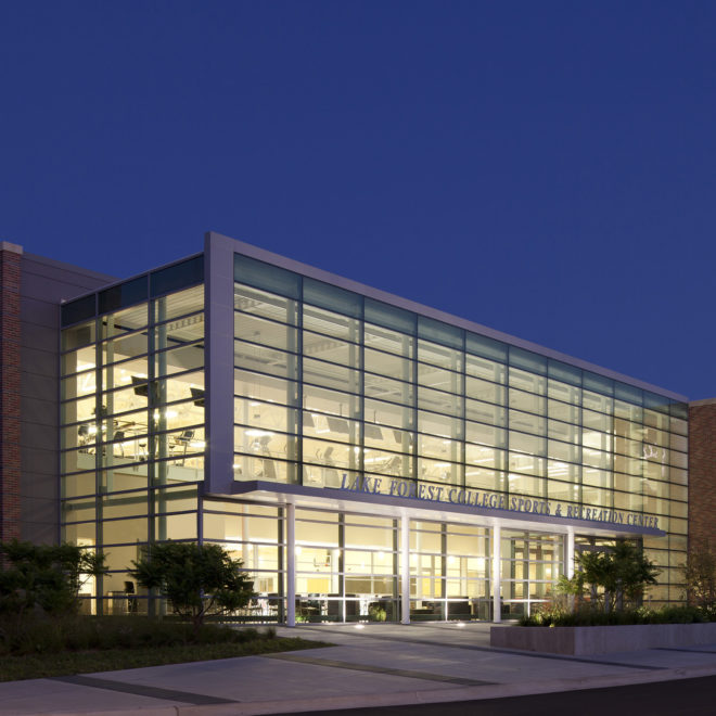 Lake Forest College Sports Center