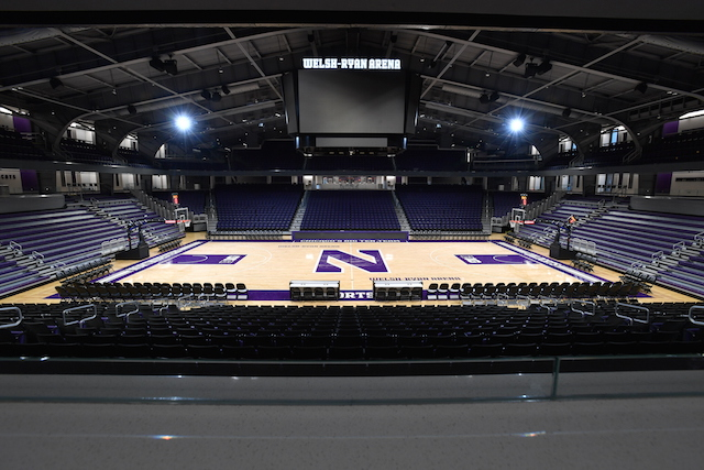 Northwestern Welsh Ryan Arena